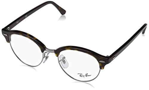 Ray-Ban Full Rim Rectangular Unisex Spectacle Frame (0RX4246V201247|47) image