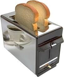 Ultra Clean Toaster -- First time in the WORLD -- easy wash Ultra Clean Technology based Toaster -- to get Perfect Hygienic Toast -- Great for your health -- 2 Sliced pop up toaster -- Invented as per FDA Guidelines -- Designed and developed by American Patent Awardee Engineer ( IIT & NIT ) -- Invention Featured on more than 100 Premier USA Media -- Great value for money -- LESS than $3 per YEAR over the regular toaster Skillers attachment with CE and ISO certified Brand