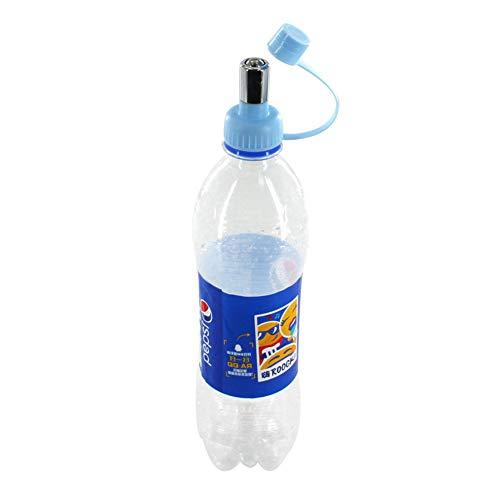 Hemore Wasserflaschenkappen, für Reisen, für Katzen und Hunde, geeignet für Standard-Modelle auf dem Markt, zufällige ()