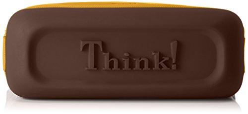 Think - Tasche_282812, Borse a spalla Donna Giallo (Kurkuma 10)
