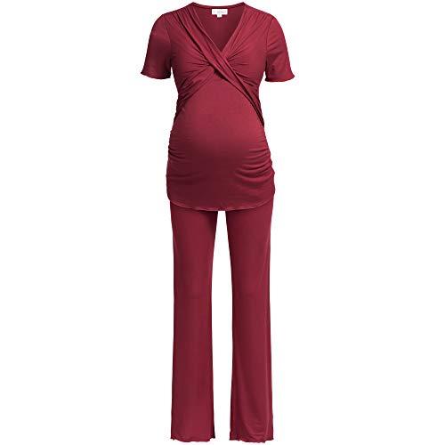 Still Pyjama Kurzarm verschiedene Farben