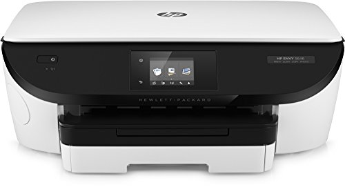 HP Envy 5646E-ALL-IN-ONE Tintenstrahl A4WLAN weiß–Multifunktionsdrucker (Tintenstrahl, 600x 600dpi, 1200x 1200dpi, A4, 216x 297mm, - Flachbett-scanner-drucker