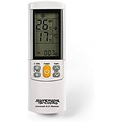 Télécommande Universelle 2000 Codes pour climatiseurs