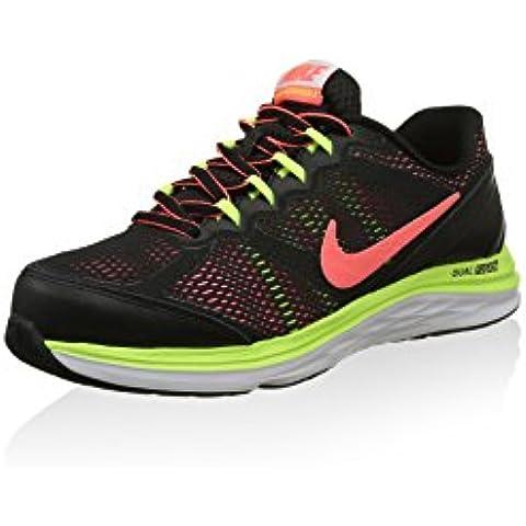 Nike  Dual Fusion Run 3 - Zapatillas para niñas