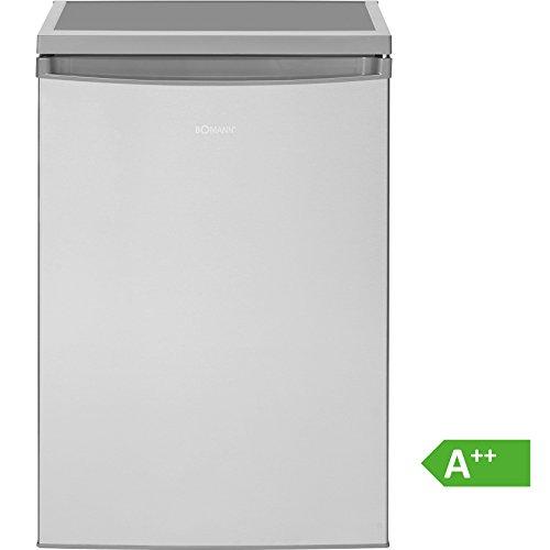 Bomann VS 2185 Kühlschrank / A++ / 84.5 cm / 93 kWh/Jahr /137 L Kühlteil / stufenlose Temperatureinstellung - Transparent Mini-kühlschrank
