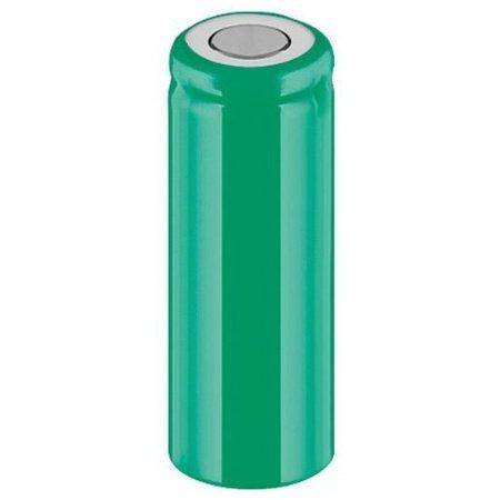 Wentronic 2/3AAA NIMH 400mAh FT Nickel Metall-Hydrid 400mAh - Triple Nickel