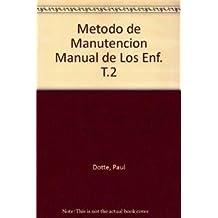 Metodo de Manutencion Manual de Los Enf. T.2