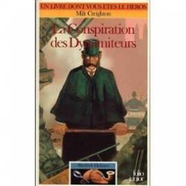 Sherlock Holmes Tome 5 : La Conspiration des Dynamiteurs par Milt Creighton