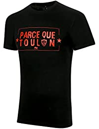 T-Shirt 'Parce Que Toulon' RCT Junior