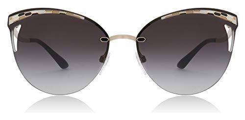 Sonnenbrillen Bvlgari SERPENTEYES BV 6110 Rose Gold/Grey Shaded Damenbrillen