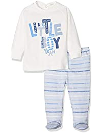 United Colors of Benetton Pyjama (Sweater+Trousers), Pijama para Bebés (Pack