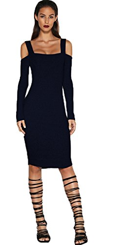 alaix-womens-sexy-party-bodycon-midi-dresses-bandage-backless-spaghetti-strap-black-l