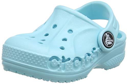 Crocs Baya Clog, Zuecos Unisex Niños, Azul Ice Blue