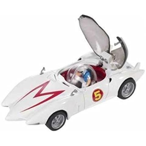 Hot Wheels Speed Racer Mach 5 Ejecting Car by Hot Wheels