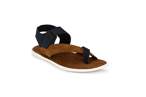 Big Fox Suede Leather Sandals For Men