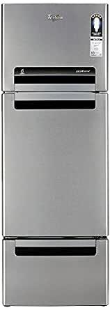 Whirlpool 300 L Frost Free Multi-Door Refrigerator(FP 313D PROTTON ROY ALPHA STEEL (N), Alpha Steel)