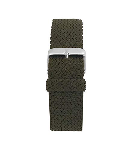 Strap 20mm Hume Perlon Wallace Watch Army Green 76fvIgYbmy