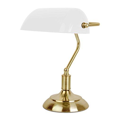 minisun-lampada-da-tavolo-tradizionale-con-una-finitura-dottone-antico-e-paralume-di-colore-bianco-n