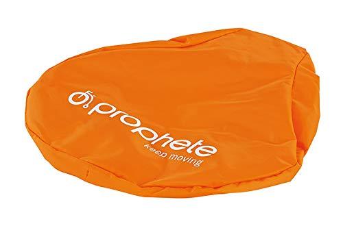 Prophete Regenbezug Sattel orange, M
