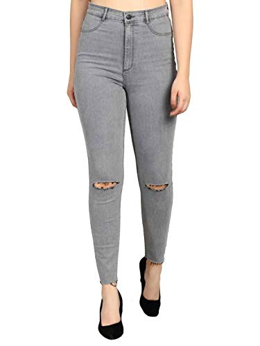 KOTTY Women's High Rise Jeans 1