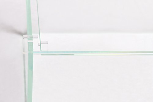 Set FireAqua 65 Liter Rechteck Aquarium Weißglas weiß - 2