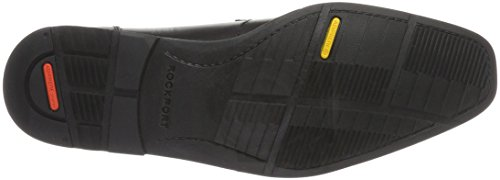 Rockport Global Road Venetian, Mocassins Homme Noir