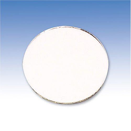 knorr-prandell-6225500-50-mm-2-pezzi-decorativi-specchio-tondo-argento