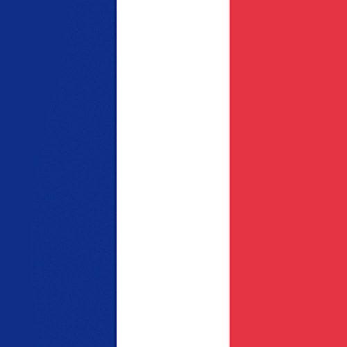 Apple iPhone SE Case Skin Sticker aus Vinyl-Folie Aufkleber Frankreich Flagge Fußball DesignSkins® glänzend