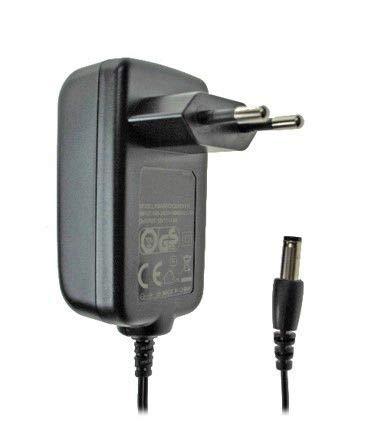 12V Netzteil, AC/DC Adapter mit Schalter, 0,5A (500mA), Stromadapter für LEDs und mehr