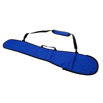 F Fityle Paddel Tasche Mit Tragegurt Sporttasche Für Drachenboot Paddel Paddle Bag - Blau 4