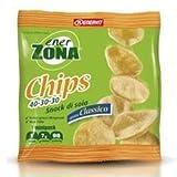 Snack Di Soja Chips Gusto Classico Enerzona 1 Busta