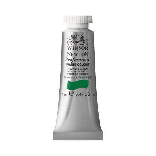 winsor-newton-artists-water-colour-paint-14ml-tube-hookers-green-by-winsor-newton