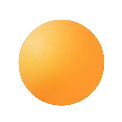 VORCOOL Ping Pong Bälle Tischtennis Pratice Ball für Training Pack von 24 (gelb) -