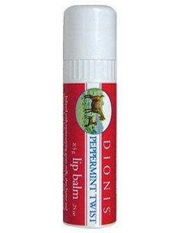 Dionis Peppermint Twist Lip Balm 0.28oz (8g) by Dionis