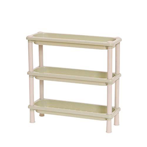 BestofTv Snap Up Shelf Scaffale angolare Ideale per Il Bagno