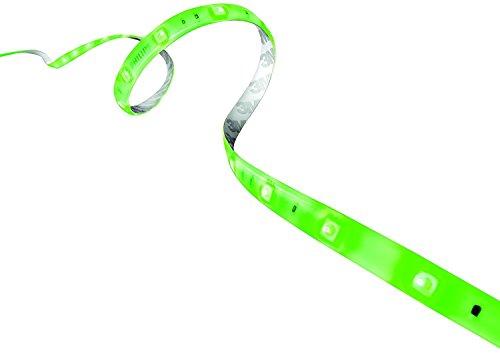 Philips Hue Lightstrip Plus Striscia LED da 100 cm, Estensione per Kit Base