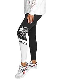 Amazon.fr   Reebok - Leggings   Femme   Vêtements 668f11f838e