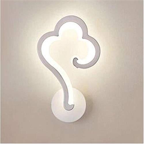 Lámpara de pared, sala de estar moderna y minimalista, varios interruptores dormitorio,...