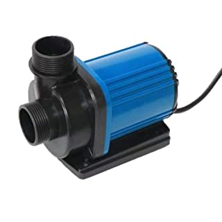 Ponddpro RAPID ECO DRY MOUNT FISH POND PUMP OR SUBMERSIBLE WATER KOI PUMPS ECO LOW WATTAGE (6500 L/H)