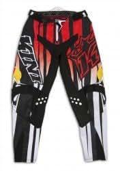 Red Bull de Kini Révolution Pants V2Noir/Rouge/Taille XL/36