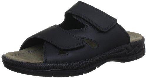 Jomos Herren Activa Pantoletten, schwarz), 49 EU (Männer Für Aus Sandalen Größe 15 Leder)