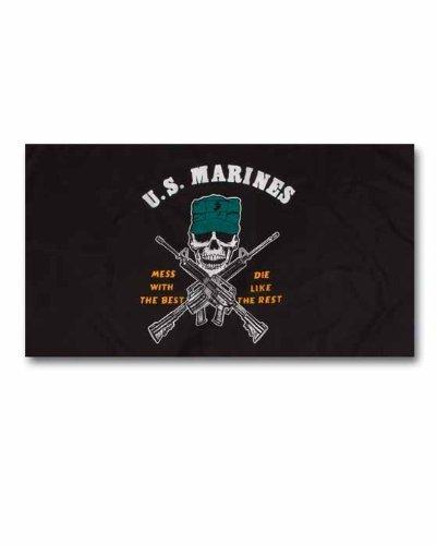 Mil-Tec - Bandiera Usa del corpo dei Marines