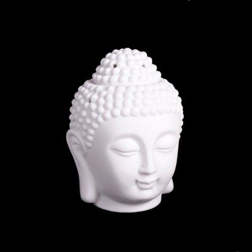 Buddha-Oil-Burner-14cm-White-for-fragrance-oils-simmering-granules