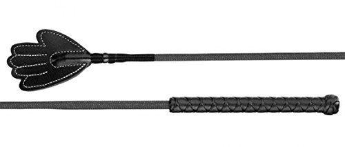 DÖBERT Springgerte mit Handklatsche schwarz 67 cm
