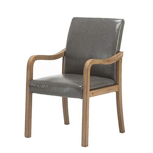 Barhocker XIA Sessel Vintage Sitz Accent Chair Sofa Liege für Schlafzimmer Esszimmer Wohnzimmer Lounge Office Club 24 Farben (Farbe : 3) -