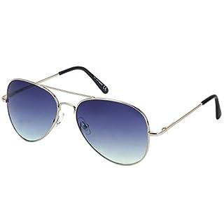 Klassische Unisex Pilotenbrille - Sonnenbrille in vielen Ausführungen