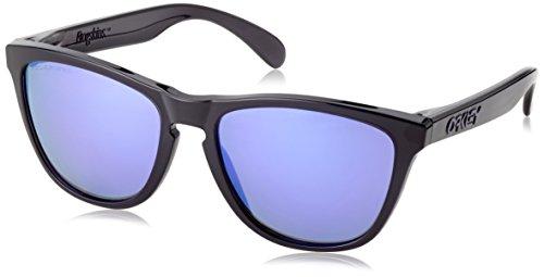 Oakley Unisex-Erwachsene Sonnenbrille FROGSKIN Schwarz, One Size