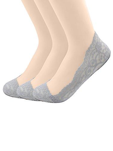 Azue Damen Füßlinge, AUZKAS0816SFA3P (Izod-outfit)