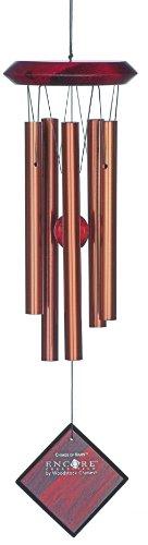 Woodstock Windspiel Encore, Braun, 43,2 cm