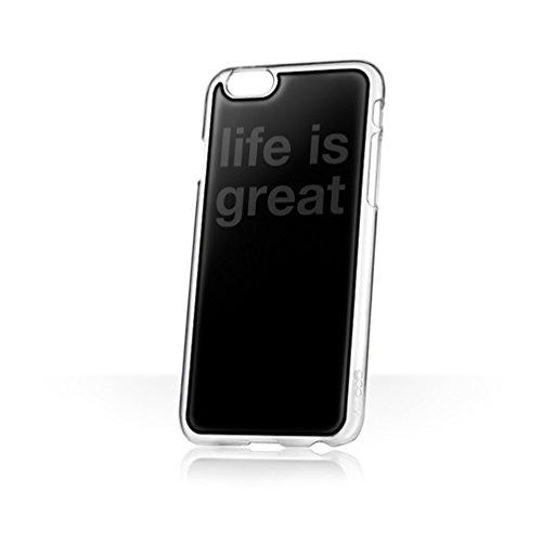 Iphone 3g Hard Snap (Blair, Sammlerstück X goo. EY-Hände frei Handytasche/Schutzhülle/Etui für Apple iPhone 6/6S-Life ist Great (schwarz))